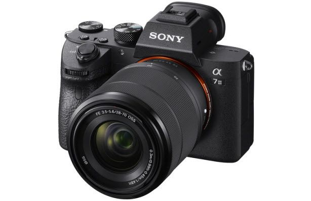 Sony a7 III Mirrorless Camera Launched! Full Coverage with TONS of 'First Look' Videos - http://blog.planet5d.com/2018/02/sony-a7-iii-mirrorless-camera-launched-full-coverage-tons-first-look-videos/