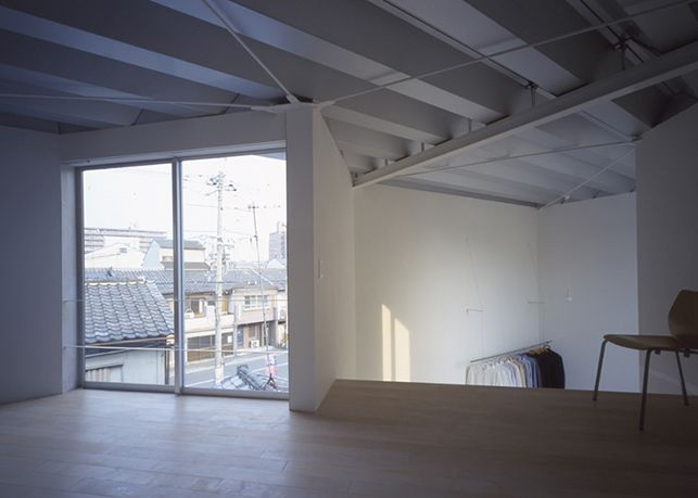 W Window House by Alphaville Architects (Kyoto, Japan)