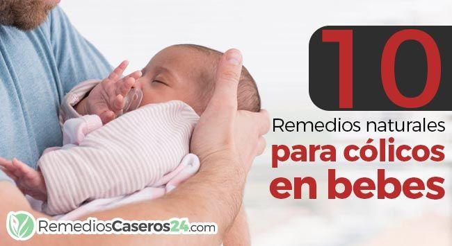 Remedios caseros para colicos en bebes
