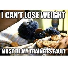 Funny memes for people who hate dieting - Hilarious diet jokes, Can't Lose Weight!