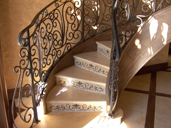 Stair Railings Inspiration For My Dollhouse Stairs