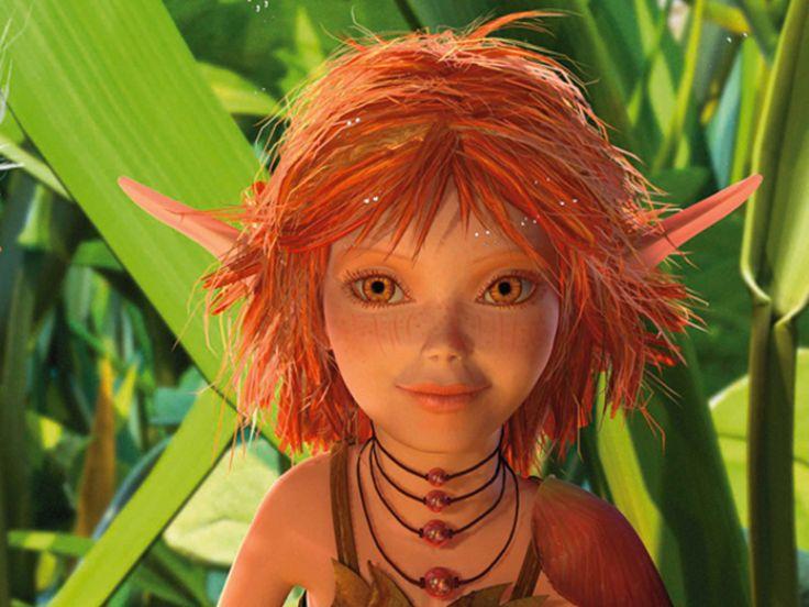 Arthur And The Invisibles Selenia | Princess Selenia, 3d animation, amazing, angel, Arthur, Arthur and the ...