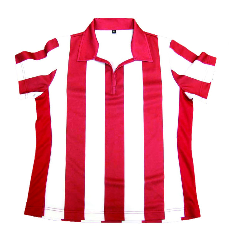 Custom order striped polo shirt from greater china for Order custom shirts online