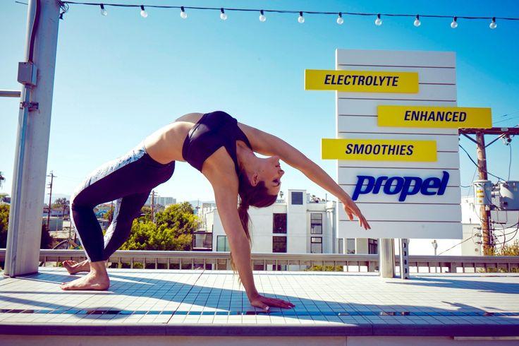 Whitney English - Blogger - Yoga