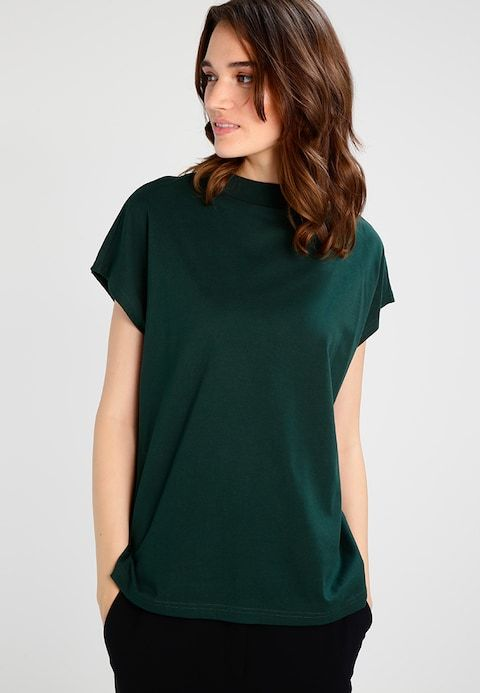 a228873bba74 PRIME - T-Shirt basic - dark green   Zalando.de 🛒 in 2019