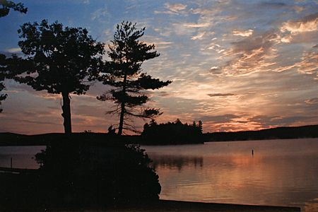 Four Seasons Family Camping Area   Maine Camping in the ...