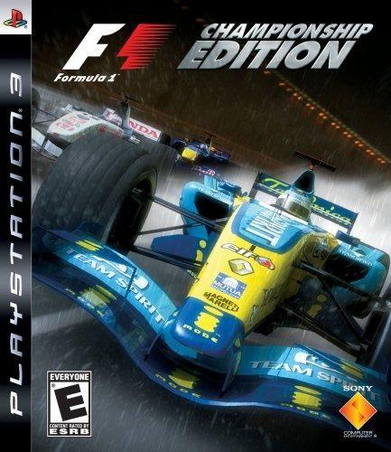 F1: Formula One Championship Edition - Playstation 3