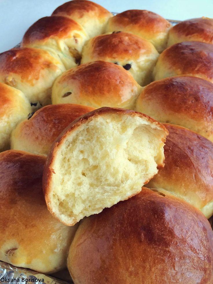 Сдобные и очень вкусные мягкие булочки получаются по этому рецепту, обязательно попробуйте их приготовить!Источник: http://kulinariya123...