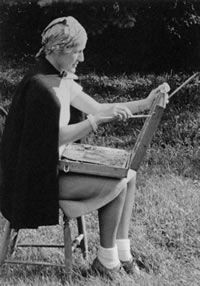 Anne Savage, Canadian artist and educator
