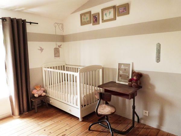 dco mixte pour la chambre de la petite alice visite prive - Chambre Bebe Petite