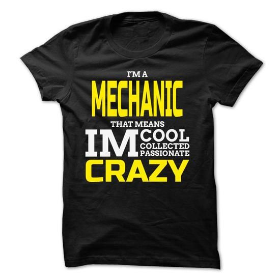 I'm an Engineer crazy T Shirts, Hoodies. Check price ==► https://www.sunfrog.com/LifeStyle/im-Engineer-crazy.html?41382 $21