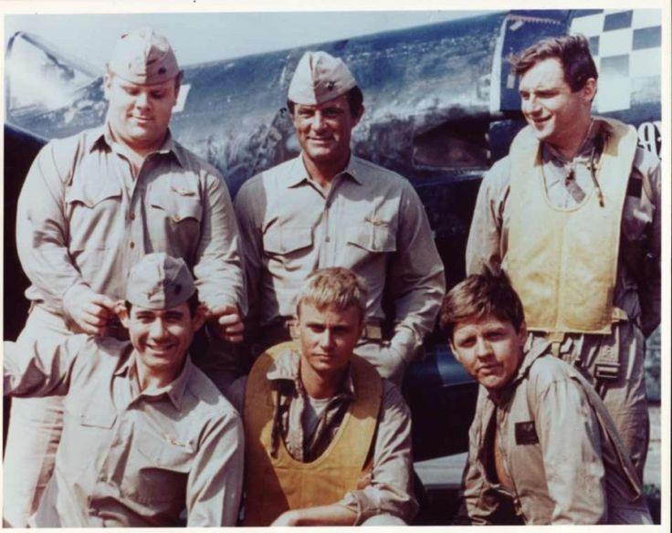 "Baa Baa Black Sheep (1976–1978) ~~ Action | War | Adventure ~~ The dramatized World War II adventures of US Major Gregory ""Pappy"" Boyington and his Marine Attack Squadron 214, AKA The Black Sheep Squadron."