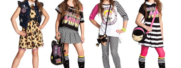 Girls Harajuku Tween Teen Fashion Blog