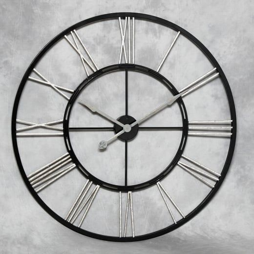 Large Black Wall Clock 15 best statement clocks images on pinterest | wall clocks, large