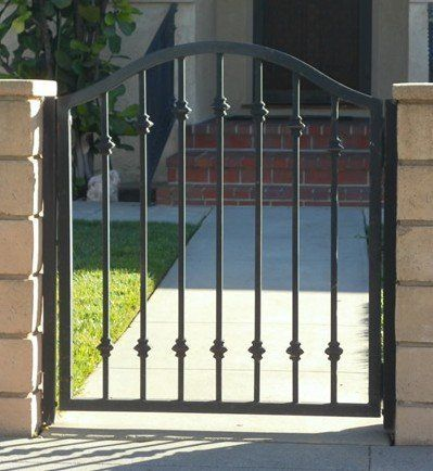 Best 25 Iron Gate Design Ideas On Pinterest Wrought