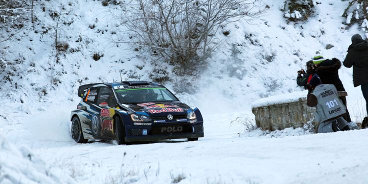 Volkswagen wins Monte Carlo Rally with 1-2-3 sweep /  JAN 26, 2015