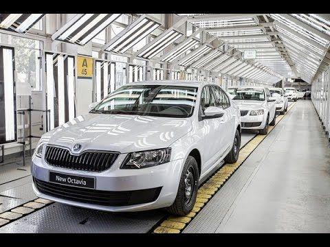 В России началось производство новой Skoda Octavia — Ru24.Top