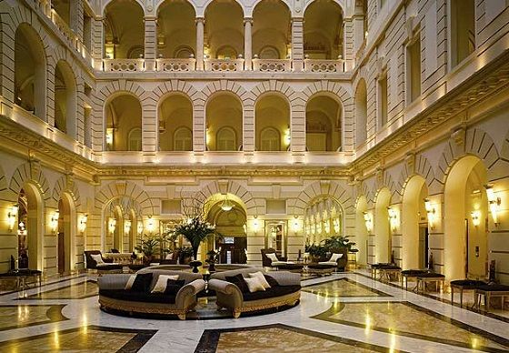Best Design Guides Boscolo Budapest Autograph Collection Spectacular building with refiner interior as well as the gourmet restaurant