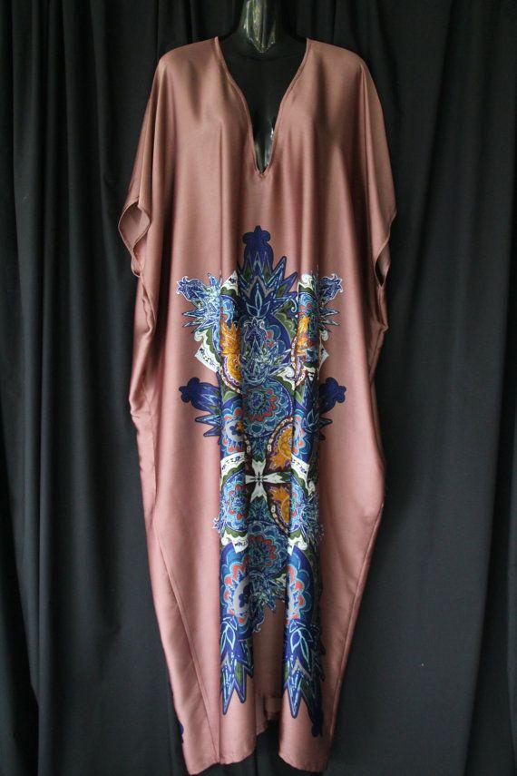 Long kaftan dress Etsy $99