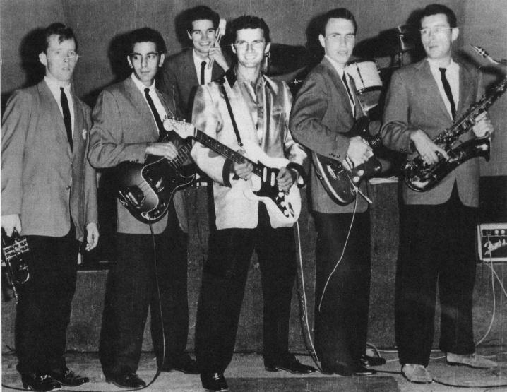 Dick Dale And The Delltones 96