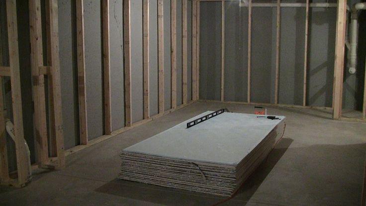 Unique Cost Of Drywalling A Basement