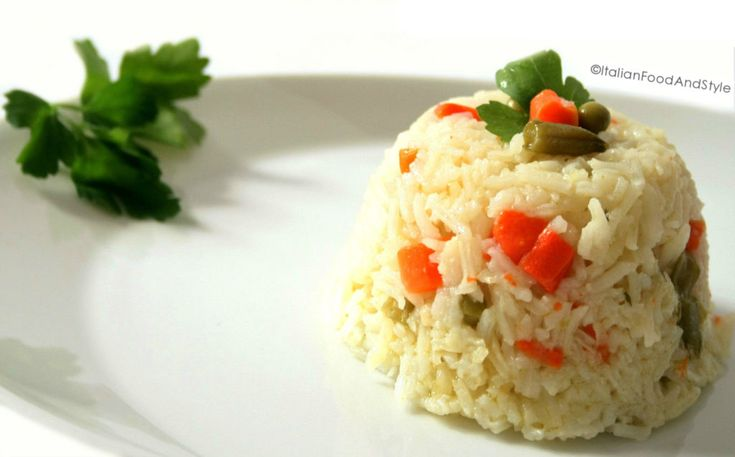 #food #recipe #rice #riso #foodphotography #vegetable
