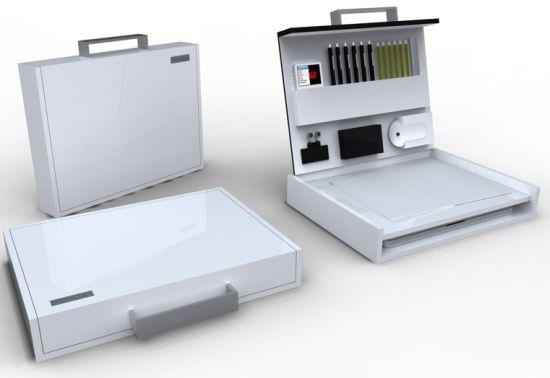 Lavoro: mobile Arbeitsstation für das MacBook - KlonBlog