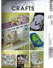 handmade homemade custom infant baby car seat cover pattern