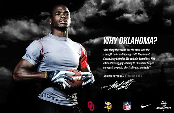 Oklahoma Football Mailers