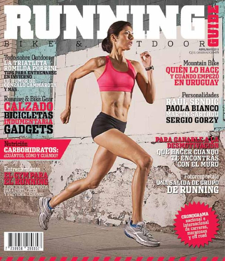 RUNNING GUIDE Abril 2013