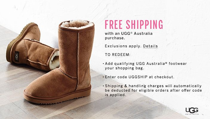 ugg coupon code 2 day shipping