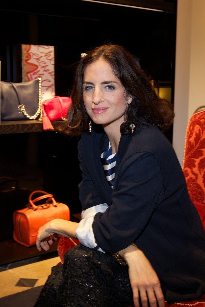 CH Carolina Herrera ''Mini Matyroshka'' capsule collection launch in Paris