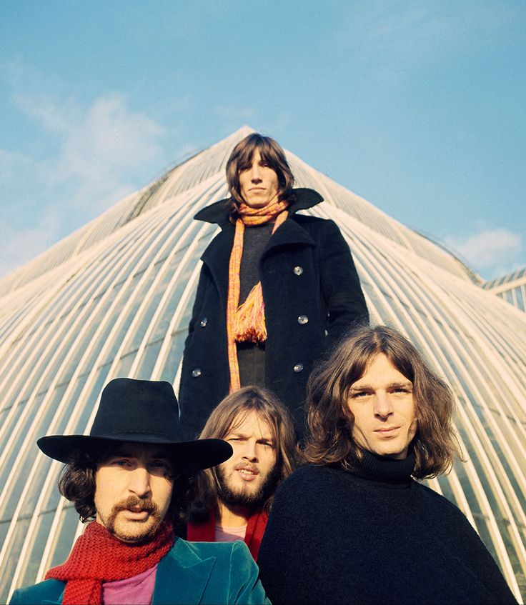 """donteatyourmeat: """" Pink Floyd, 1969. Photo by Storm Thorgerson """""""