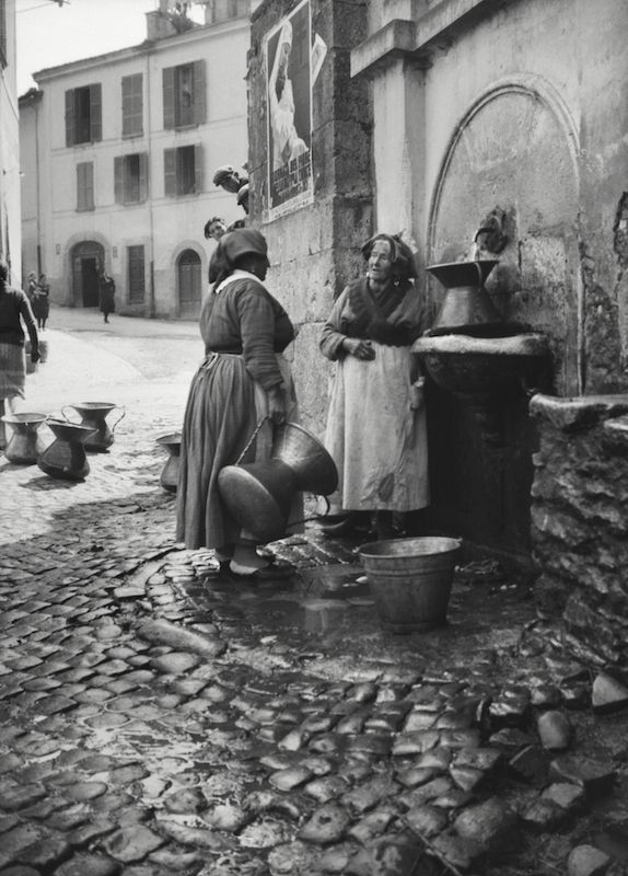 Italian Vintage Photographs ~ Umbria, Italy in 1934.