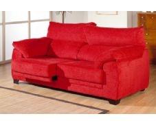 La belleza de los muebles puede encontrarse en la pureza de las líneas y en la simplicidad de las formas, como el sofá que te presentamos, que dispone de cabezales abatibles y asientos deslizantes diseñados para ofrecerte el máximo grado de confort