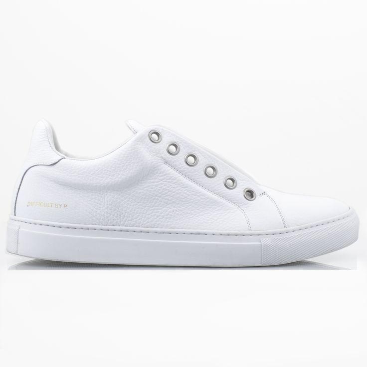 White Mamba Sneakers