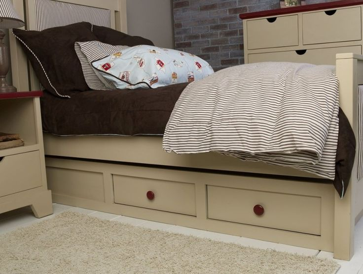 how to build a storage bed with drawers