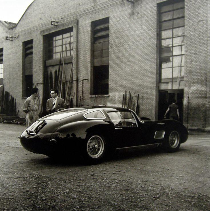 1957Maserati 450S Costin-Zagato Coupe
