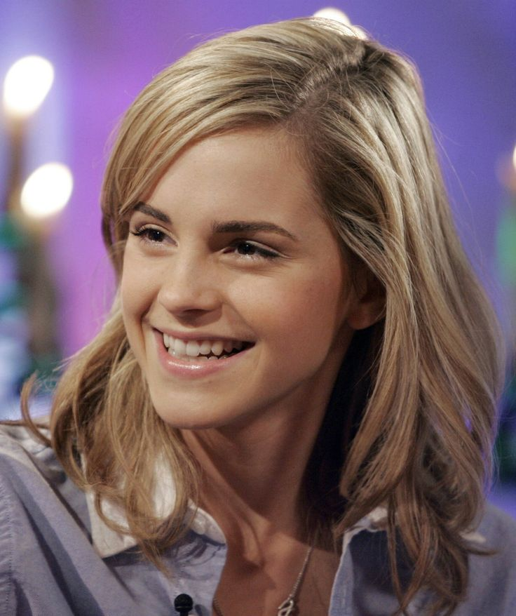 TELEVISION / SHOW ( emma watson )