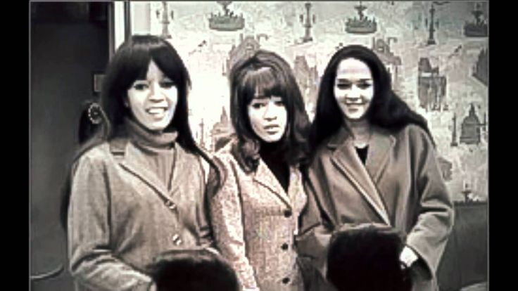 """The Ronettes were one of the most popular """"Girl Groups"""" and had several big hits, including """"Be My Baby"""", """"Baby I Love You"""", and 'Walkin' In The Rain"""".  They had 8 songs in the Billboard Hot 100 and were the only female group to tour with The Beatles."""