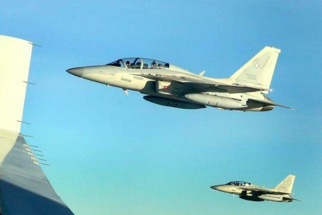Defence blog (@Defence_blog) | Twitter South Korea has completed the delivery of FA-50PH fighter jets for the Philippine Air Force.