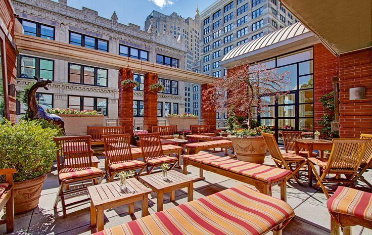 Hotel Giraffe in New York City