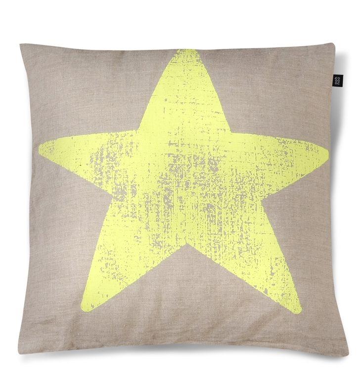 Night star cushion