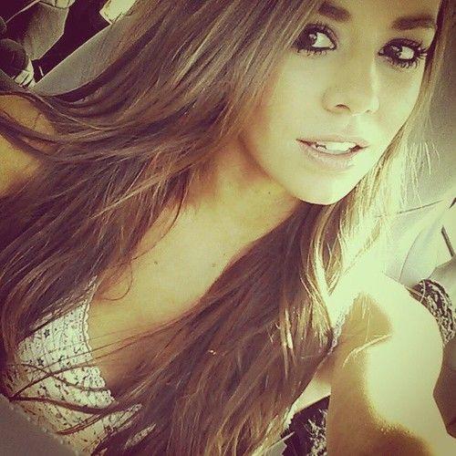 On instagram brunettes pretty