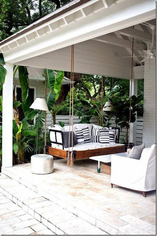 Coolness and cleanness of black, white and tropical green. Lime in the Coconut