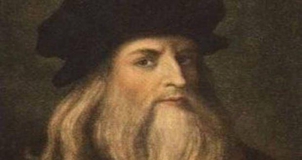 Leonardo da Vinci - Out4Mind