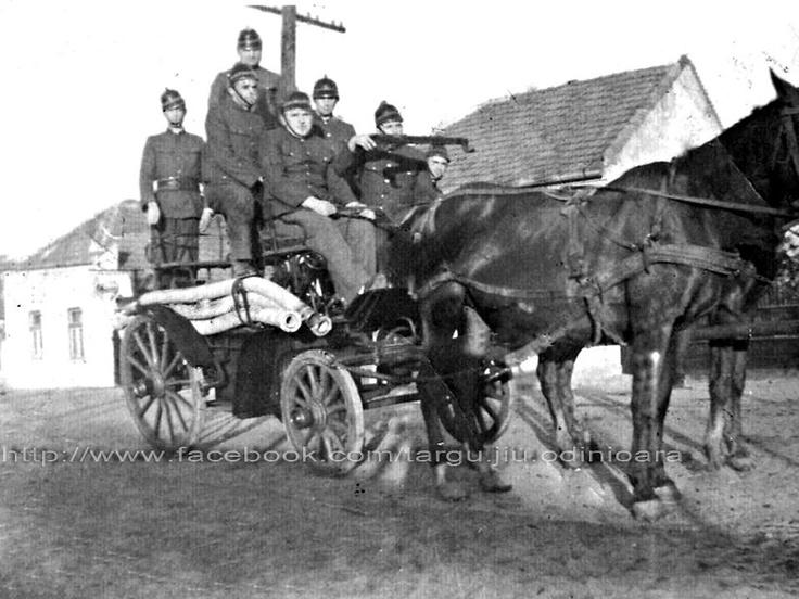 Pompieri - 1921