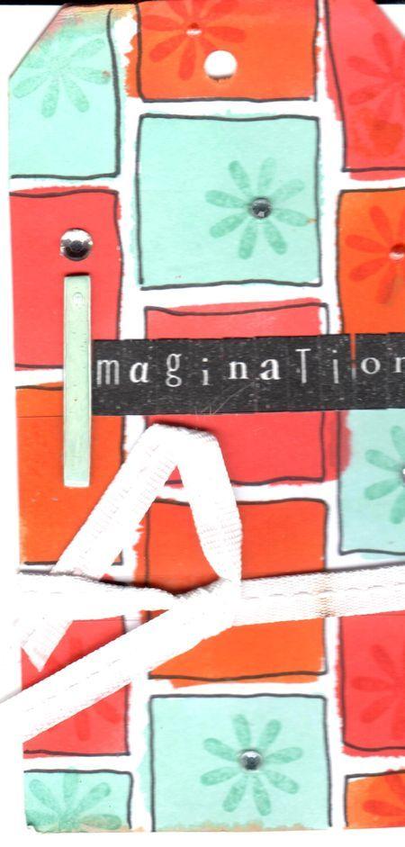 lettre I - Imagination