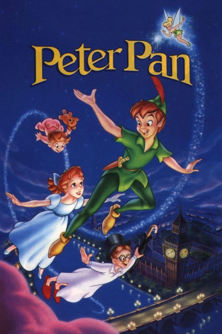 Dit animatiefilm gaat een groot deel over kinderen en hoe ze reageren en wat zij doen in bepaalde situaties. In mijn verhaal komt er ook kinderen naar voren en het is een kunst om te vergelijken hoe ik ze liet reageren in vergelijking met die film.  Naam: Peter pan Year: 1953 Producer: Walt Disney