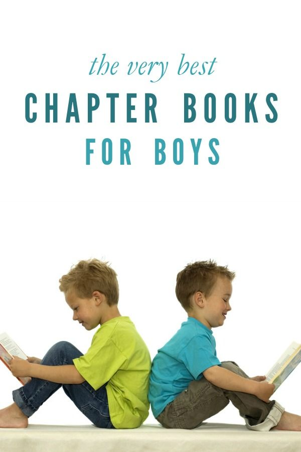The Best Chapter Books for Boys | Gift Guide